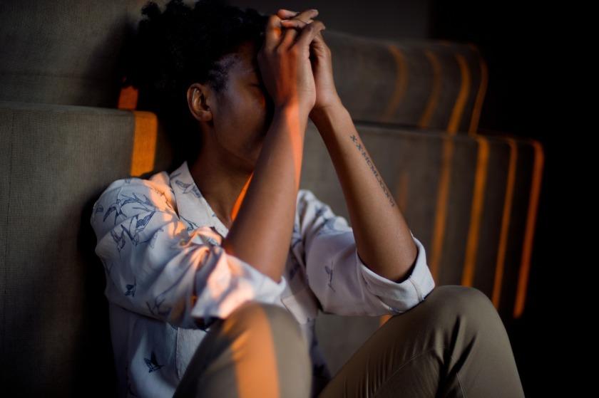 Canva - Woman Feeling Emotional Stress